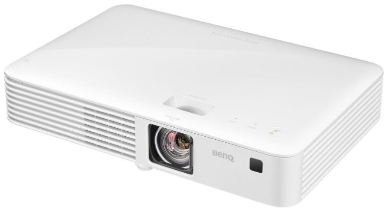 Benq ch100 srgb portable business projector review hcc for Portable projector reviews